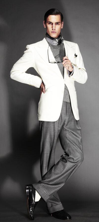 Foto de Tom Ford, colección masculina para el Otoño-Invierno 2011/2012 (19/44)