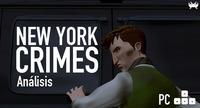 'New York Crimes' para PC: análisis