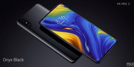 Xiaomi Mi Mix 3 Oficial Onyx Black