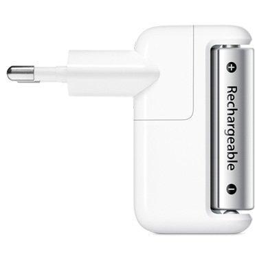 Apple quiere que hasta las pilas recargables sean suyas