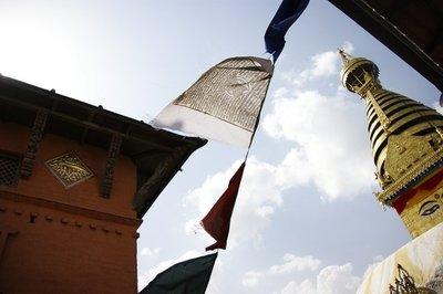 Nepal: Swayambhunath y la hermosa arquitectura nepalí
