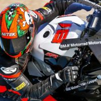 Jordi Torres sigue intimando con su nueva BMW y con el Althea Racing en Vallelunga