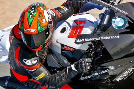 Jordi Torres sigue intimando con su nueva BMW y con el Althea Racing en Vallelunga