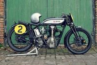 Norton CS1 Racer, 84 años de historia nos contemplan