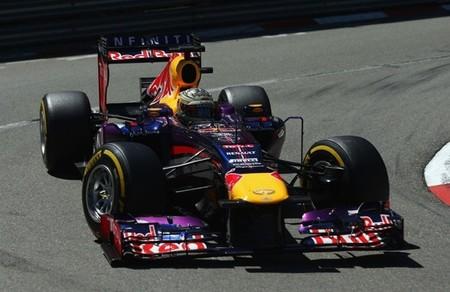 Sebastian Vettel y su vuelta rápida en Mónaco
