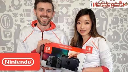 Nintendo lanza el primer Unboxing oficial del Switch