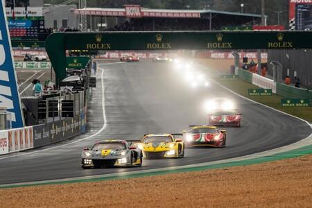 Antonio Garcia Le Mans Wec 2021