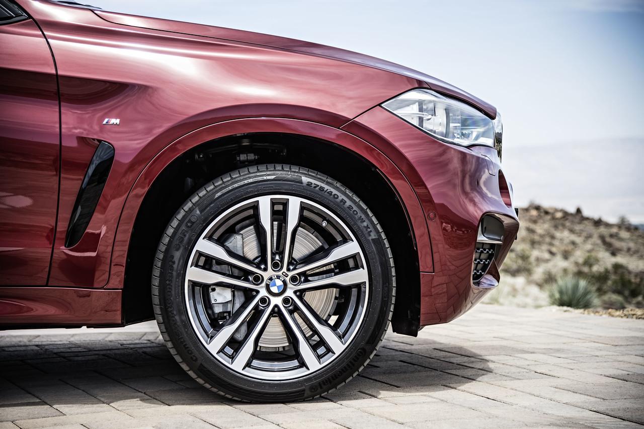 Foto de BMW X6 2014 (30/96)