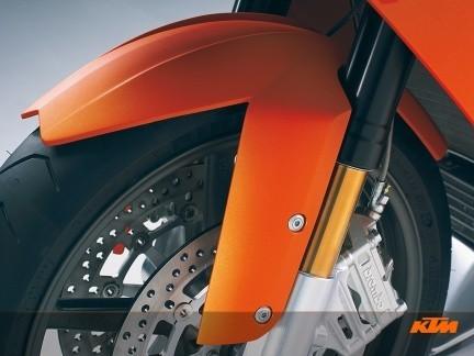 2008 KTM RC8, sigue su desarrollo en el blog oficial