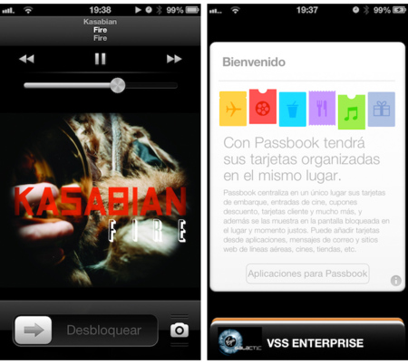 iOS6 retoques gráficos