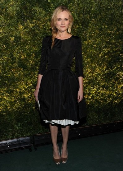 Diane Kruger zapato