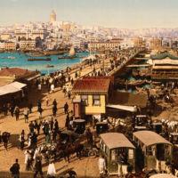 La magnificiencia de la Constantinopla otomana del siglo XIX, en imágenes a todo color