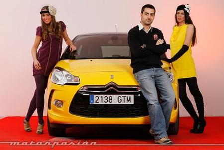 Citroën DS3, presentación en Madrid