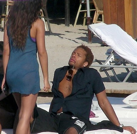 Gary Dourdan ya está en Ibiza