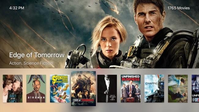Squire vuelve a dar señales de vida con un nuevo cliente nativo para el Apple TV