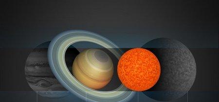 Se descubre la que seguramente sea la estrella más pequeña posible