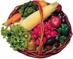 Las bebidas de fruta y hortalizas no sustituyen el consumo de vegetales frescos