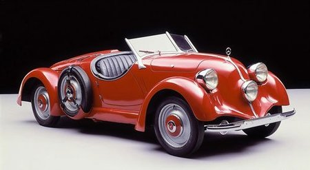 1935 Mercedes-Benz 150 Sports Roadster
