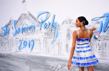 Del traje pantalón al vestidazo de lentejuelas: las celebrities nos dejan ideas de looks de invitadas en la Fiesta Serpentine