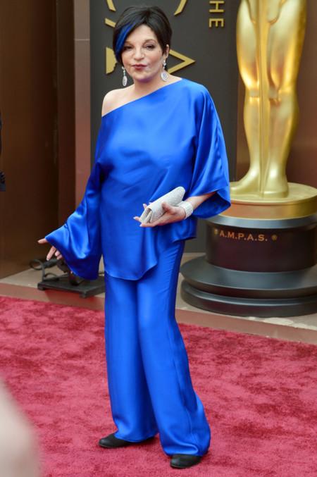 Las peor vestidas de la alfombra roja de los Oscar Liza Minnelli