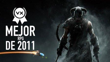 Mejor juego de RPG de 2011 según los lectores de Vida Extra: 'Skyrim'