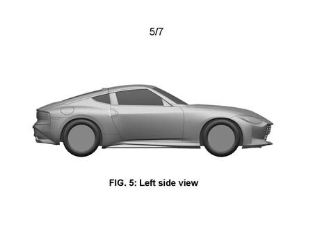 Nissan Z Proto 2022 Filtrado 3