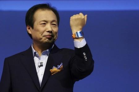 JK Shin Samsung Galaxy Gear