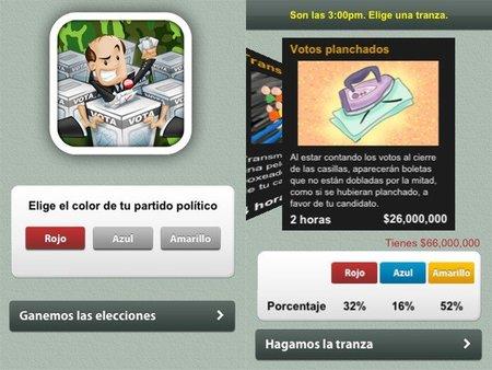 Guerras Electorales: un juego para crear conciencia sobre los fraudes en las elecciones
