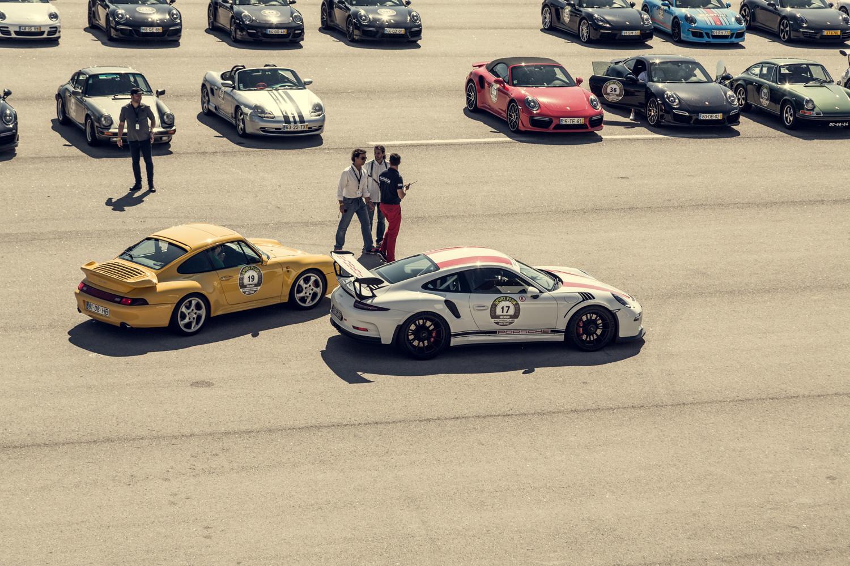 Foto de Iberian Porsche Meeting (86/225)