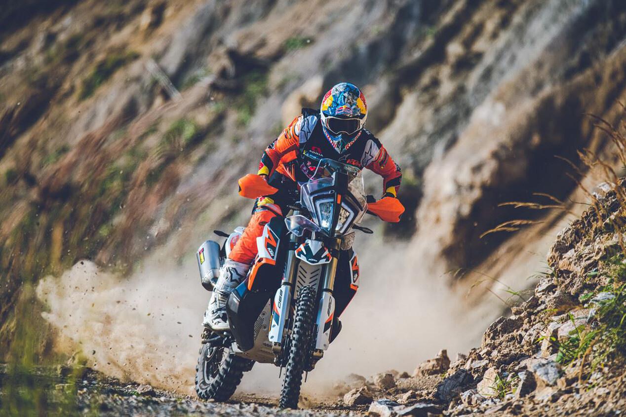 KTM 890 Adventure R y R Rally 2021