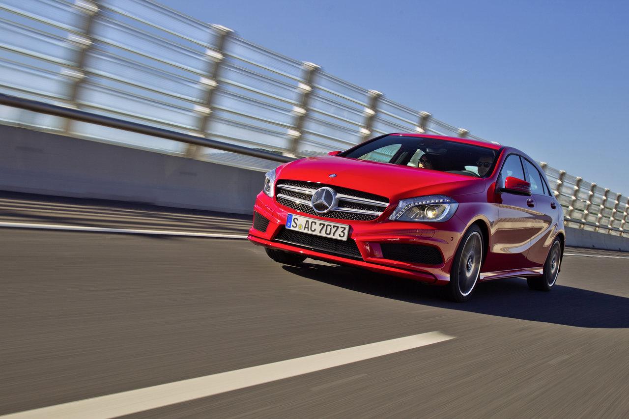 Foto de Mercedes-Benz Clase A 2012 (11/67)