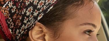 Zara y Stradivarius nos dan ideas de cómo lucir un pañuelo con mucho estilo y no solo en la cabeza