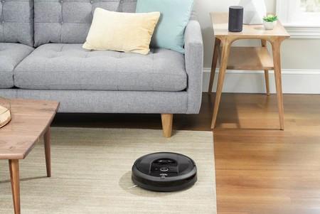 El Roomba i7 es un robot aspirador capaz de crear y recordar la distribución de casa para optimizar su limpieza