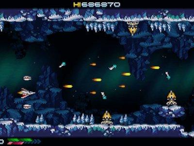Chute de nostalgia matamarcianera: Super Hydorah saldrá a mediados de mes en PS4 y Vita