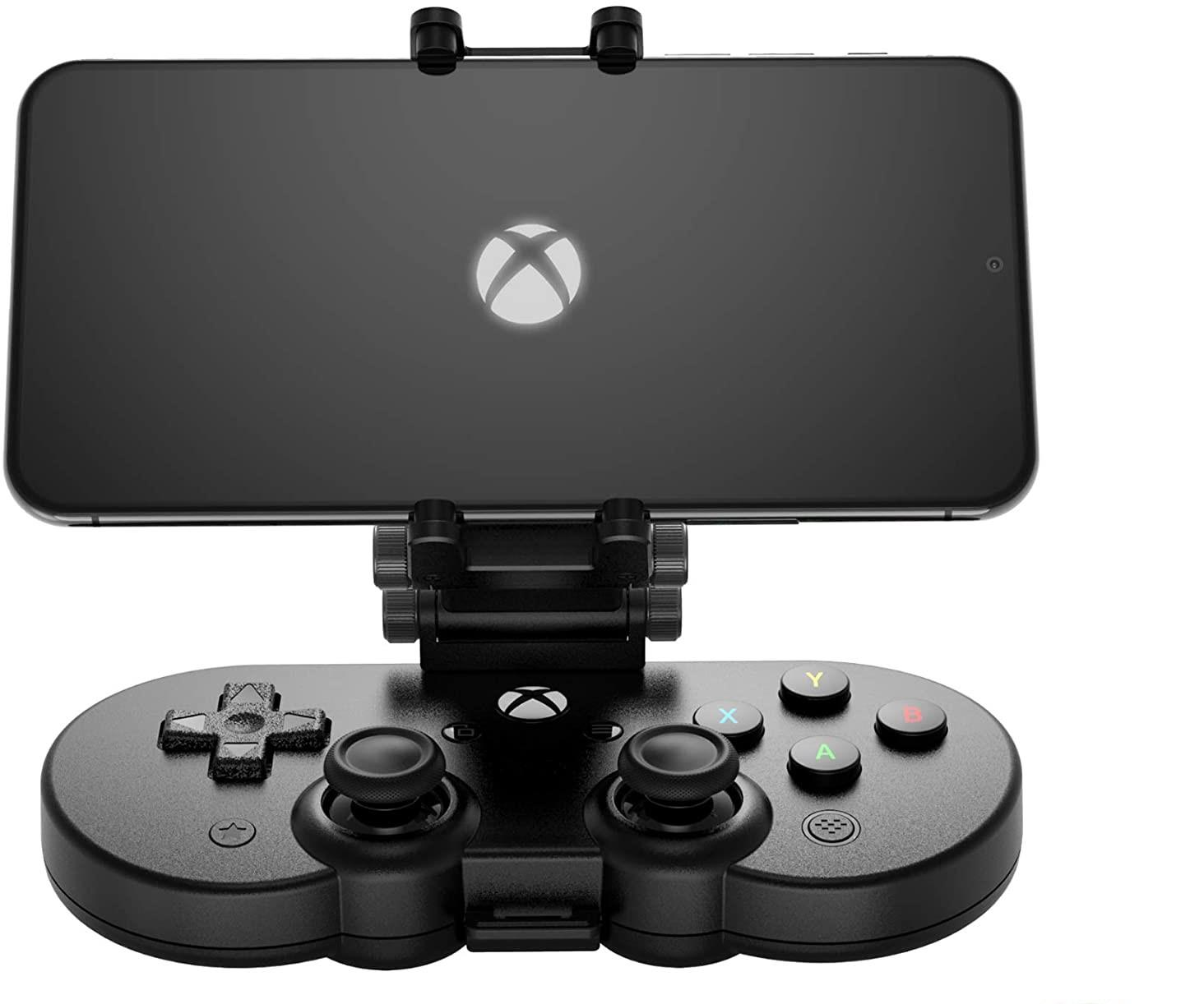 8BitDo SN30 Pro para Xbox Cloud Gaming en Android (incluye clip)