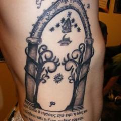 Foto 9 de 15 de la galería tatuajes-de-tolkien en Papel en Blanco