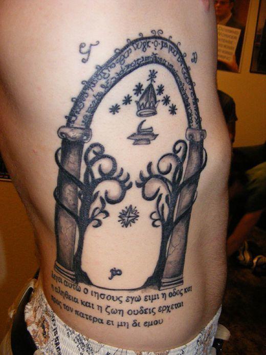Foto de Tatuajes de Tolkien (9/15)