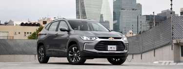 Chevrolet Tracker 2021, a prueba: un B-SUV digno del cuadro de honor (+ video)