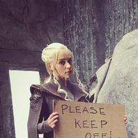 Emilia Clarke también reina en Instagram y acumula más seguidores que todos los Stark juntos