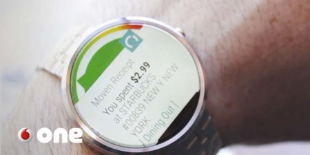 starbucks pago movil reloj