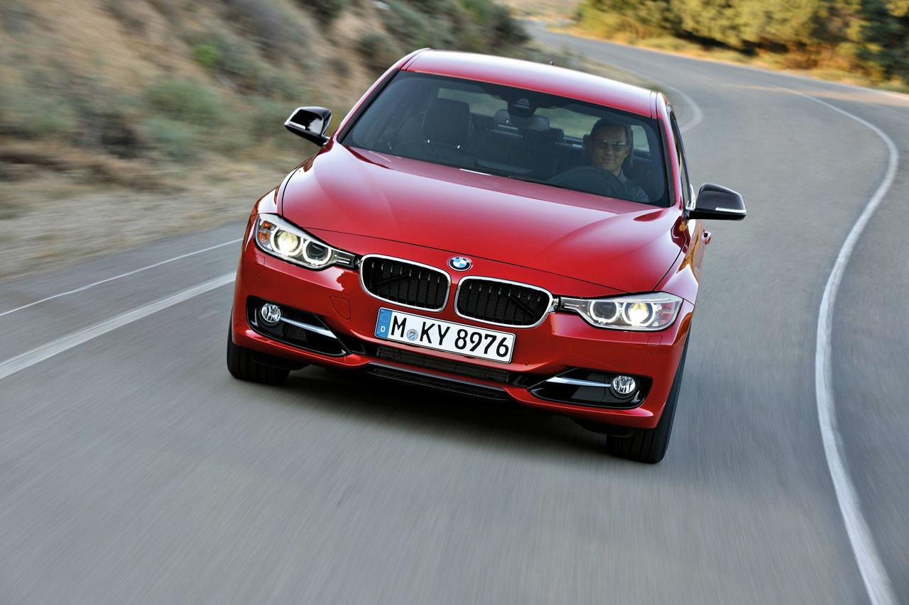 Foto de BMW Serie 3 Berlina 2012 (64/78)