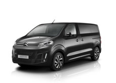 Aquí está la larga lista de precios y versiones de la Citroën SpaceTourer