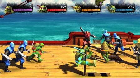 'TMNT: Turtles in Time Re-shelled': vídeo comparativo del original con el remake