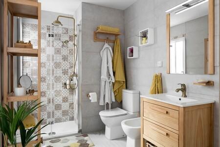 Renueva tu baño con esta selección de espejos de Leroy Merlin