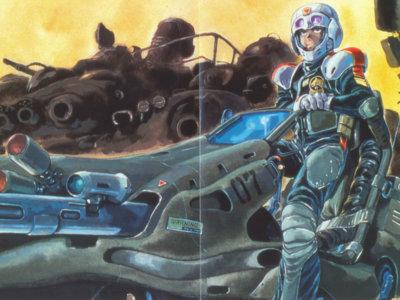 Animación | 'Venus Wars', de Yoshikazu Yasuhiko