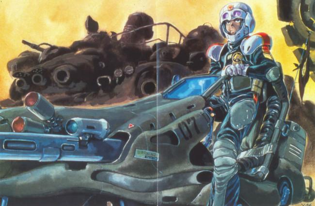 Venus Wars Poster