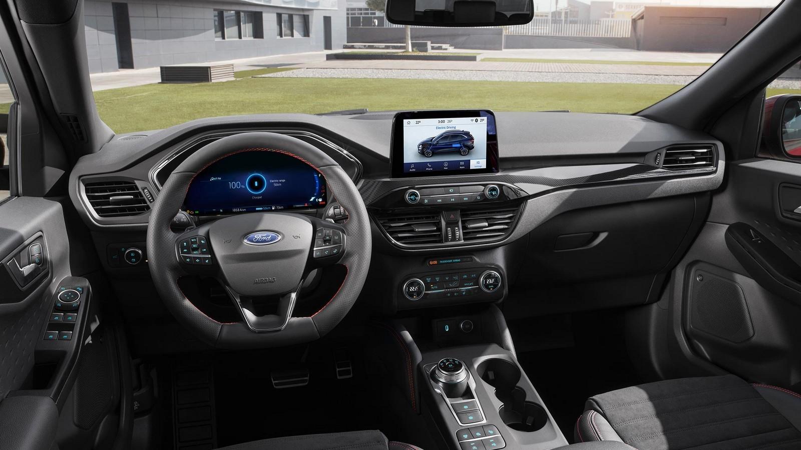 Foto de Ford Kuga 2020 (17/27)