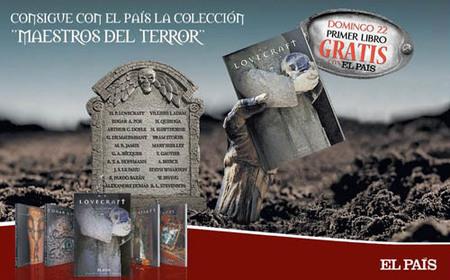 'El País' te trae a los maestros del terror