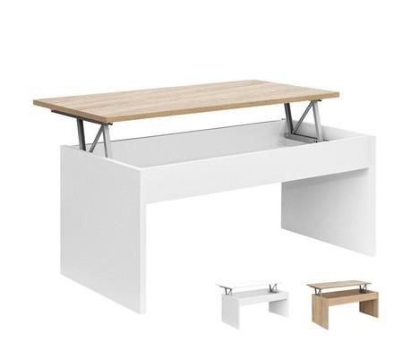 Oferta en eBay en la mesa de centro elevable MC-5: cuesta sólo 29,90 euros con envío gratis