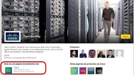 Linkedin permite a las empresas crear páginas de producto para sus distintas áreas
